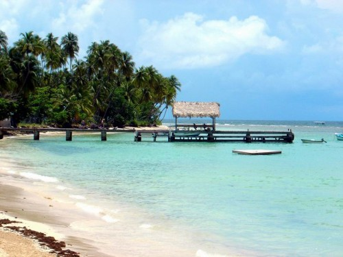 Pigeon Point Tobago