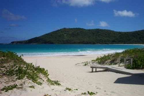 Puerto Rico Culebra beach