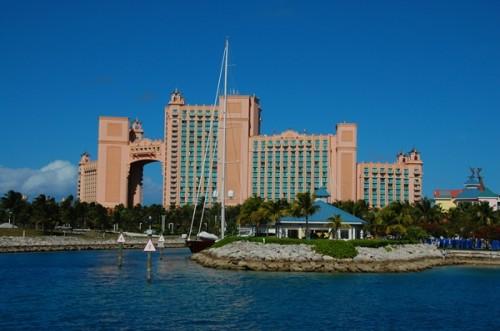 Bahamas, Atlantis Hotel, Paradise Island