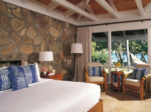 Little Dix Bay resort rooms