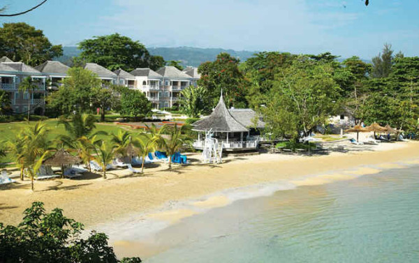 Couples Sans Souci Resort in Jamaica