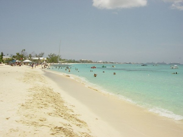 Seven miles beach, Grand Cayman