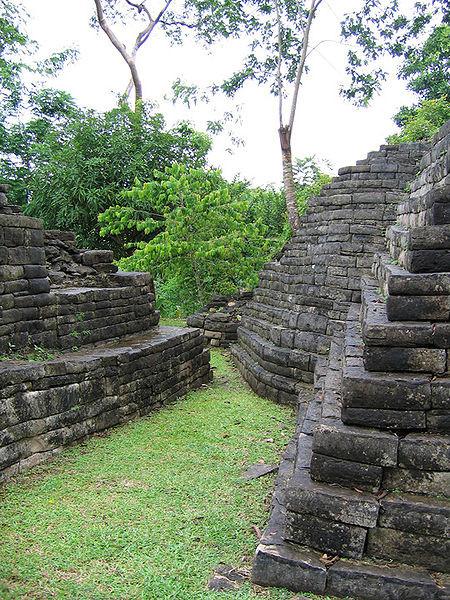 Lubaantun ruins