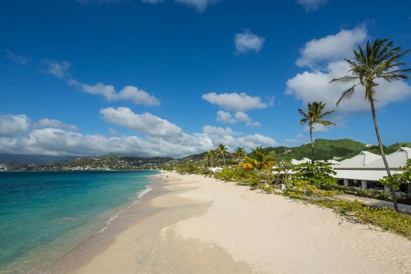 Grand Anse Beach in Grenada