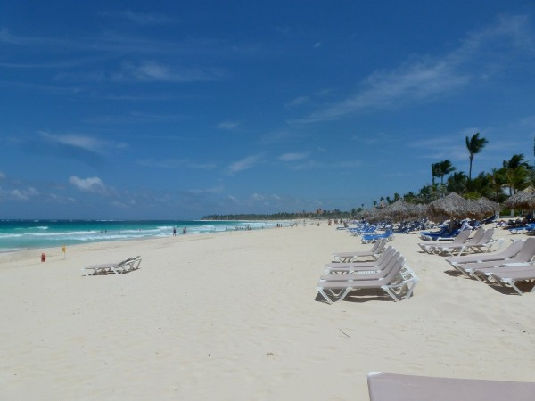 Punta Cana beach vacation